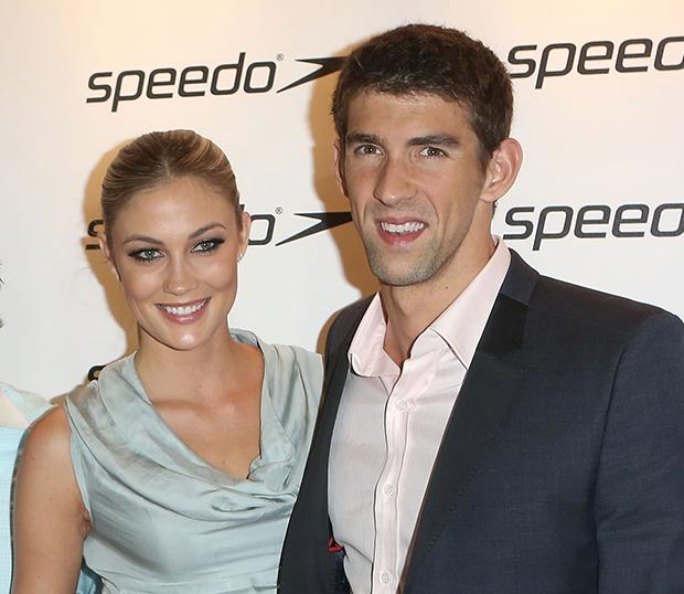 Michael Phelps Megan Rossee