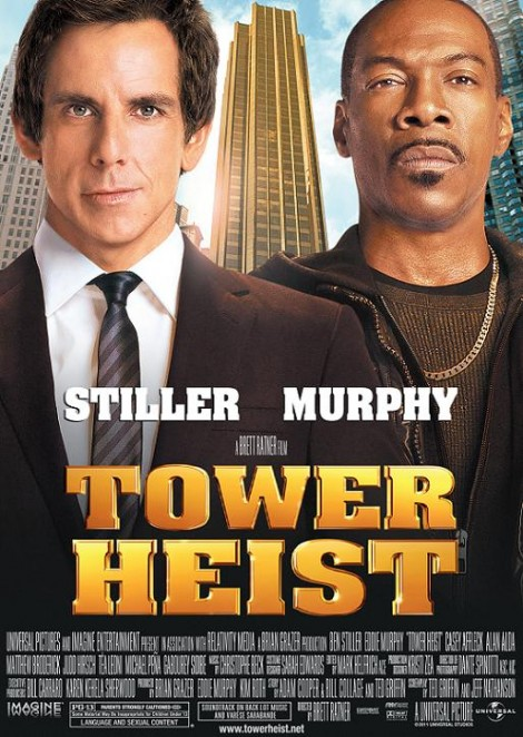 Tower Heist Poster