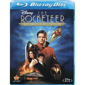 Rocketeer Bluray