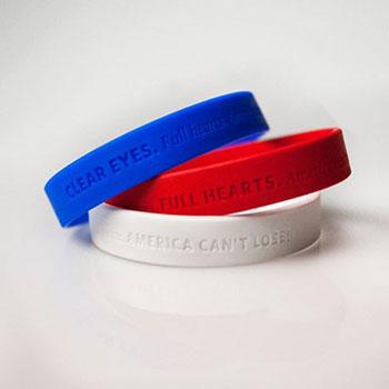 Romney Clear Eyes Bracelets