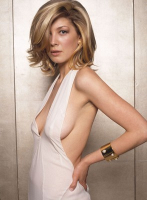 Rosamund Pike Replaces Alexa Davalos In 'Titans 2' Tobey Maguire