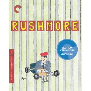 Rushmore Bluray
