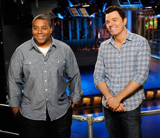 Seth MacFarlane SNL Promo