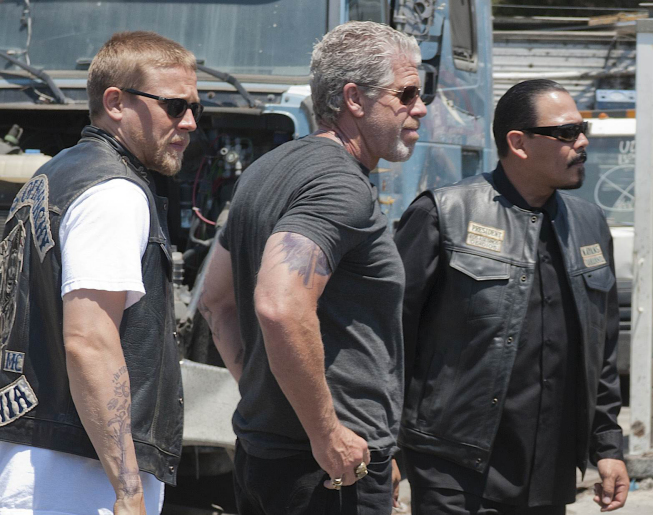 Sons of Anarchy Episode 2