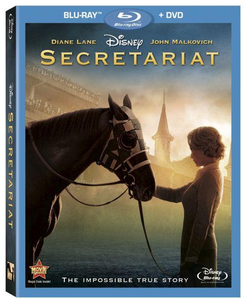 Secretariat Blu-ray