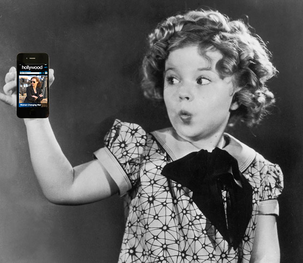 Shirley Temple Black joins Twitter