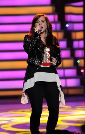 Skylar Laine American Idol Top 9 Gunpowder and Lead
