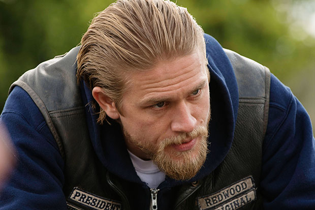 Jax, Sons of Anarchy Season Finale