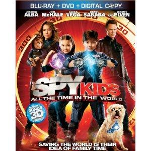 Spy Kids 4 Blu