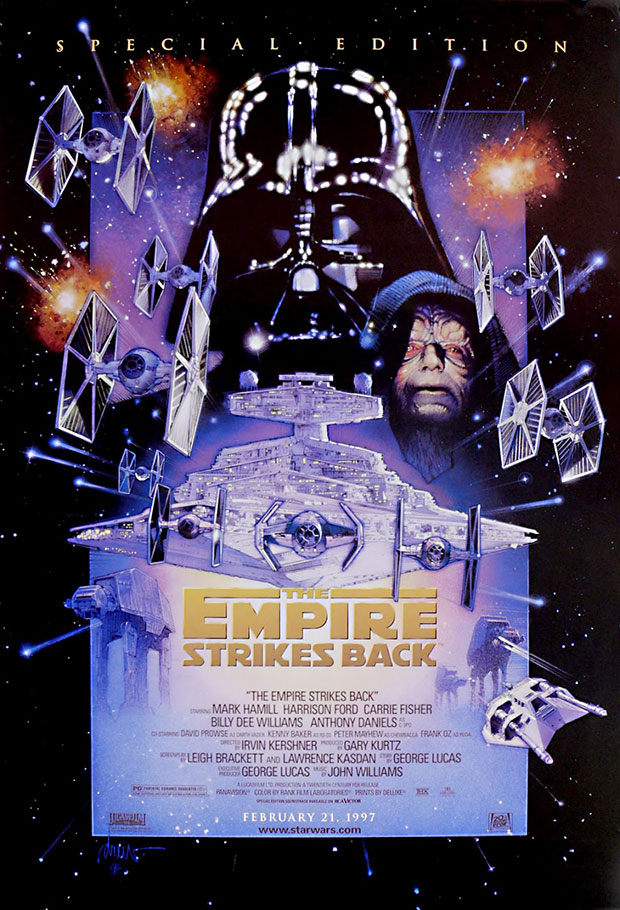 The original Star Wars poster artist may return for the new films