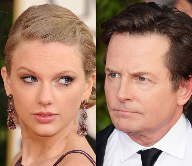 Taylor Swift versus Michael J. Fox