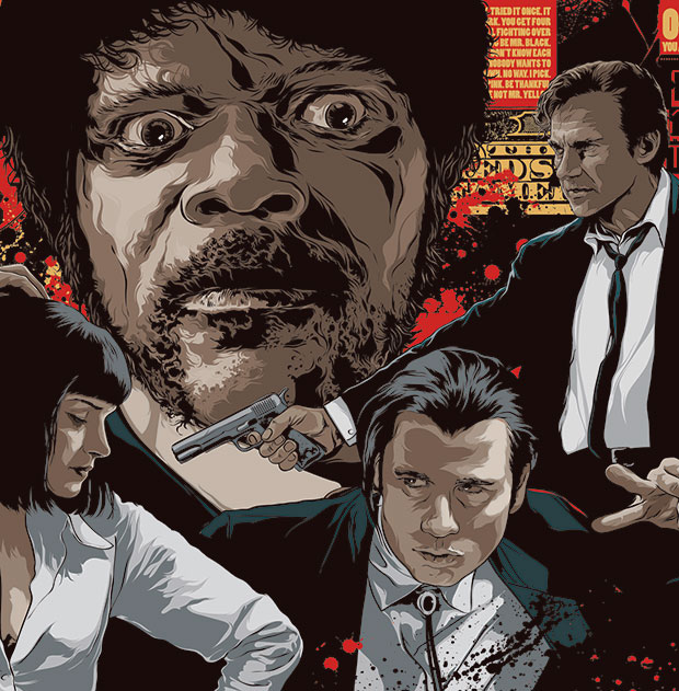tarantino xx pulp fiction