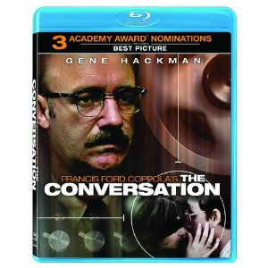 The Conversation Bluray