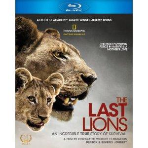 Last Lions Blu