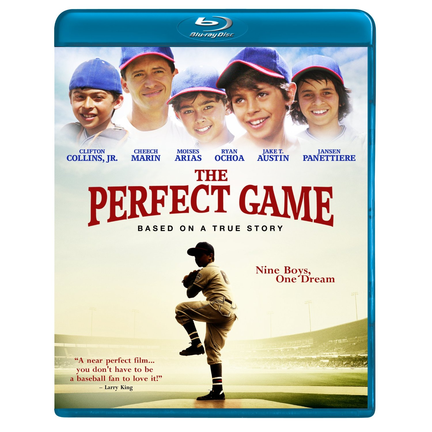 The Perfect Game Bluray