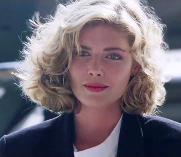Kelly McGillis Top Gun 3d
