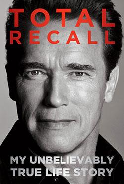 Total recall book arnold schwarzenegger