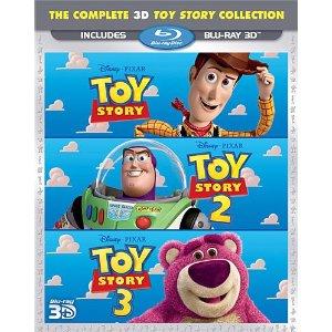 Toy Story Trilogy Blu