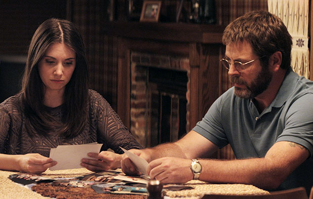 Toy's House- Nick Offerman, Alison Brie