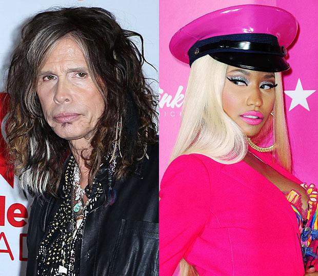 Nicki Minaj Idol Feud