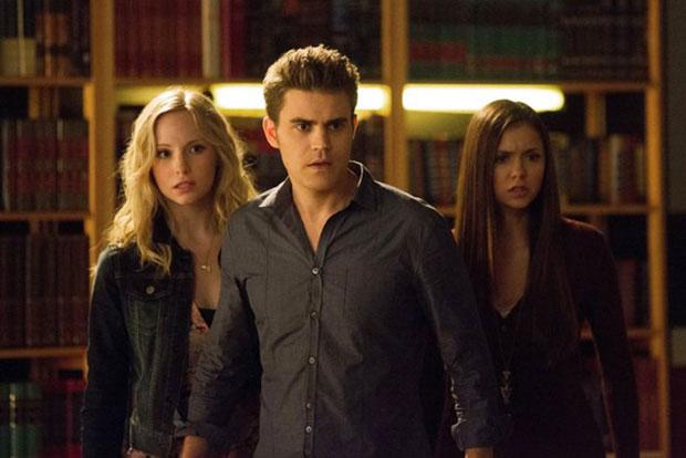 The Vampire Diaries midseason premiere