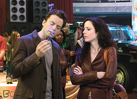 Weeds 100th episode Mary-Louise Parker Justin Kirk