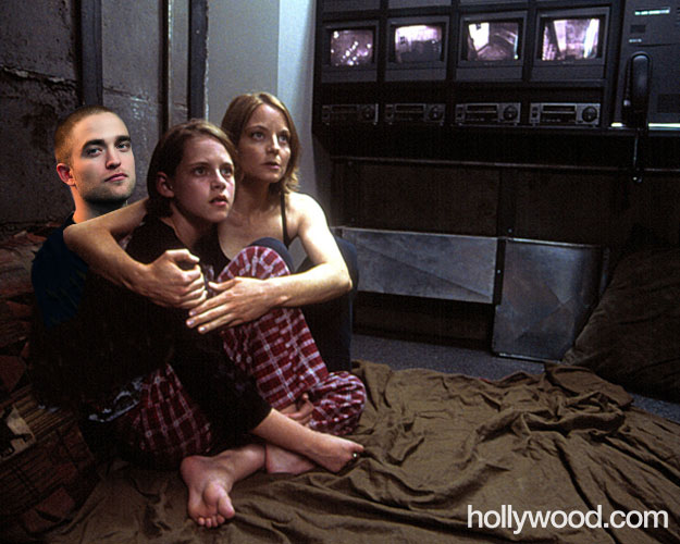 Robert Pattinson Panic Room