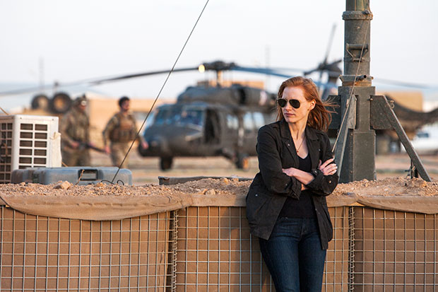 women in combat zero dark thirty