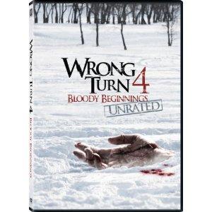 Wrong Turn 4 Blu