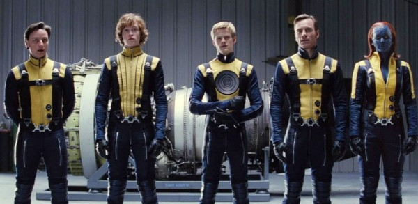 A scene from Fox's X-Men: First Class