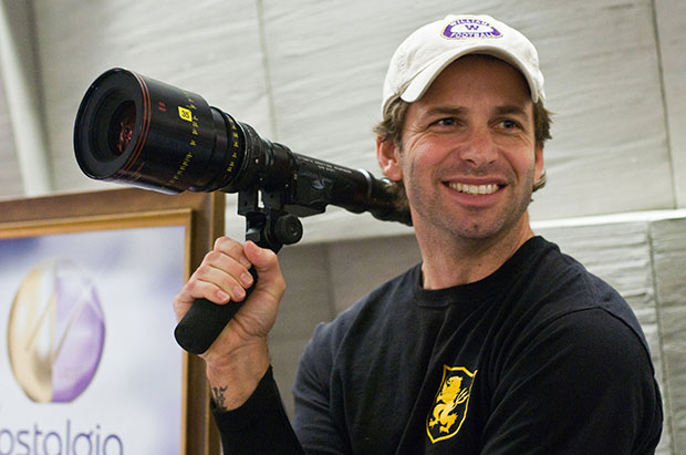 zack snyder star wars