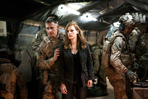 zero dark thirty best of 2012