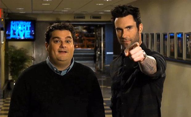 Adam Levine's 'SNL' Promos