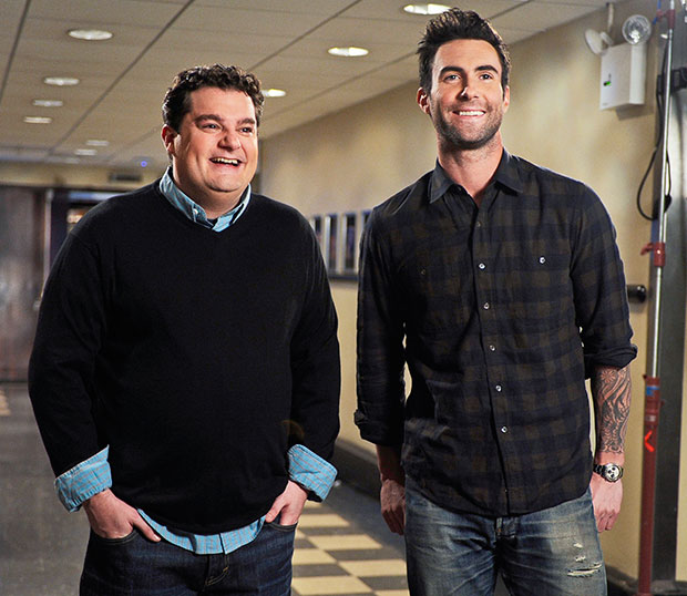 Adam Levine Hosts Saturday Night Live