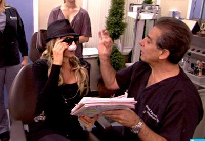 Alexis Nose Job Real Housewives