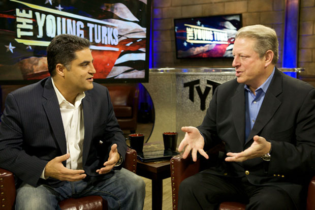 Current TV Al Gore
