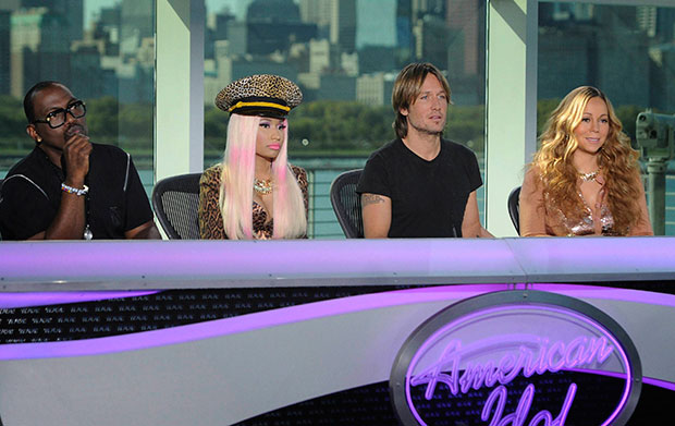 Nicki Minaj is unpredictable at the Chicago American  Idol auditions