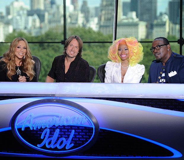 Nicki Minaj and Mariah Carey bicker during New York Auditions