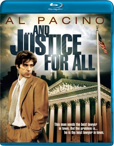 And Justice For All Blu-ray