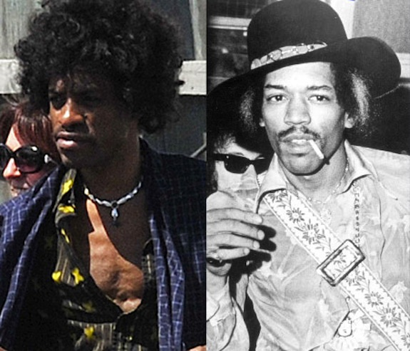 Andre and Jimi