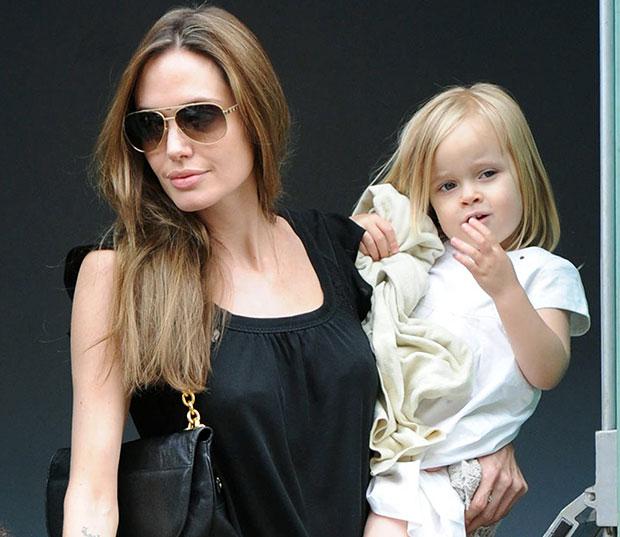 Angelina Jolie's Daugh...