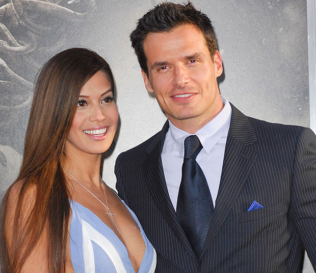 antonio sabato jr married