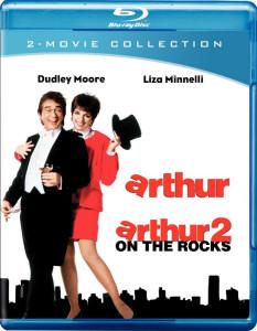 Arthur/Arthur 2 Blu-ray