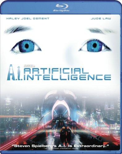 A.I. Blu-ray