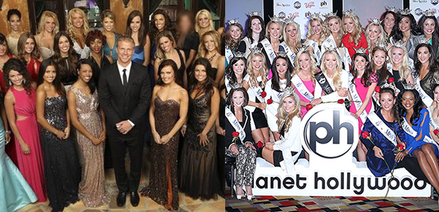 Miss America is like The Bachelor