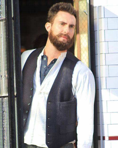 Top 10 Celebrity Beards - YouTube