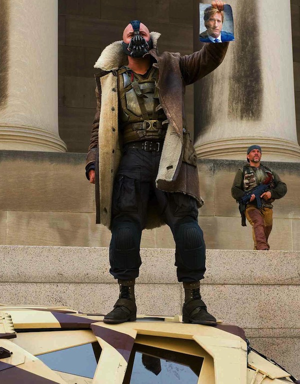 tom hardy in dark knight rises