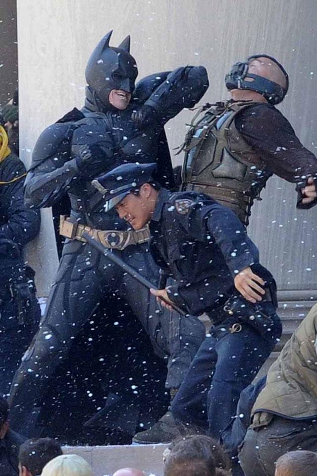 Dark Knight Rises
