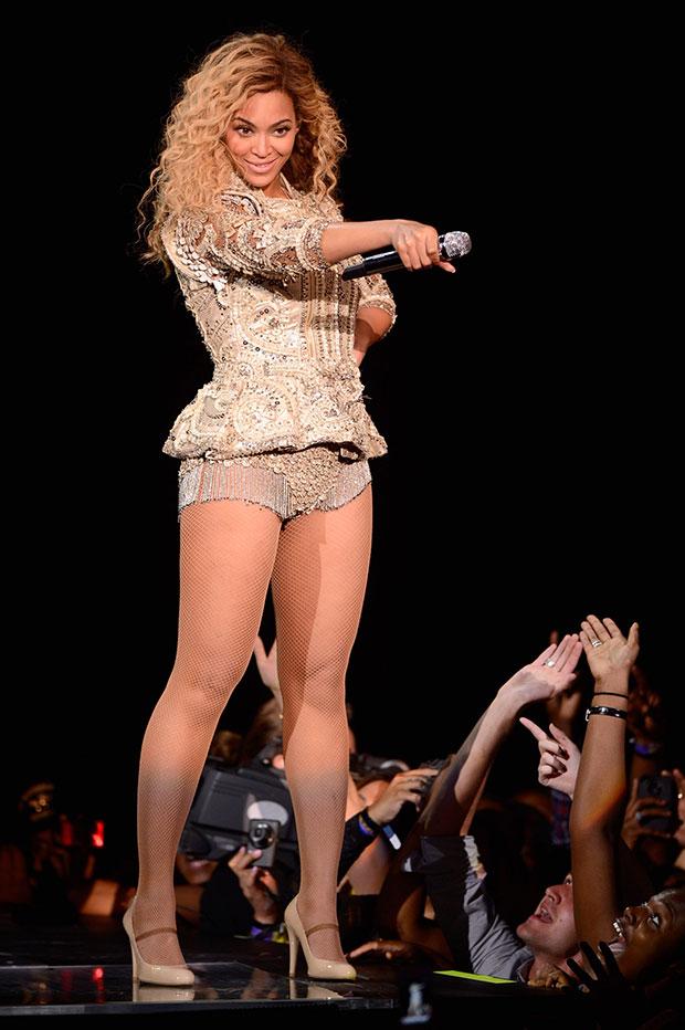 Beyonce inauguration