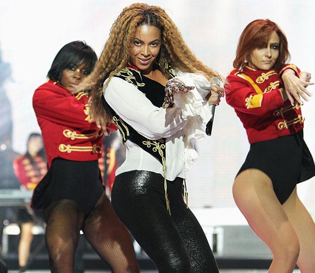 Beyonce's best performances
